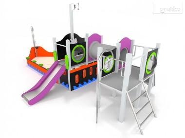 1008 Statek zestaw zabawowy plac zabaw-2