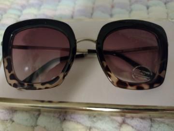 MISSGUIDED/ Ekskluzywne okulary przeciwsłoneczne z Londynu/ NOWE
