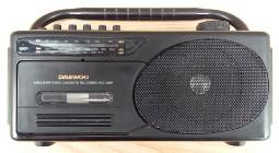 Radiomagnetofon przenośny na kasety DAEWOO ARC-3060