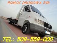 POMOC DROGOWA 24h, Autoholowanie SIERADZ, Autostrada A2, Cała Polska