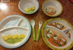 komplet obiadowy dla dziecka