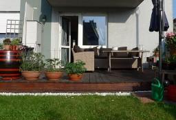 Słoneczne mieszkanie z tarasem i ogródkiem na Ruczaju