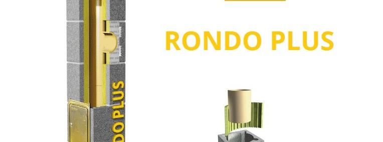Komin Schiedel Rondo Plus - wszystkie długości i rodzaje.-1