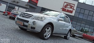 Mercedes-Benz Klasa ML W164 Stan idealny !!! Serwis ASO !!!