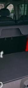 Citroen Berlingo III 5 os od 2008r. do 2018r. najwyższej jakości bagażnikowa mata samochodowa z grubego weluru z gumą od spodu, dedykowana Citroen Berlingo-4