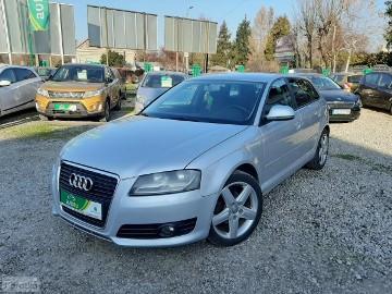 Audi A3 II (8P) Klima, Zarejestrowany, Tempomat !!!