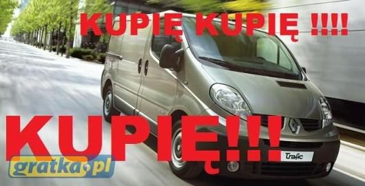 Renault Trafic KUPIĘ KAŻDY MODEL OD ROKU 2014-2018