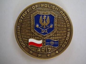 Medal odznaka order Sztab Generalny , Ministerstwo Obrony Narodowej