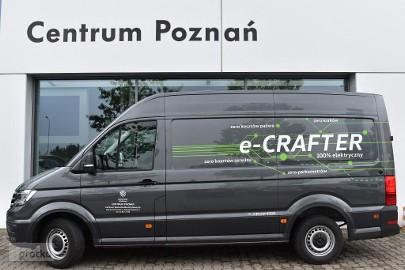Volkswagen Crafter E-Crafter 136 KM L3H3 Elektryczny Automat