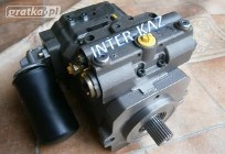 Silnik LINDE HMV210-02 2512 Silniki Linde