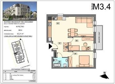Nowe mieszkanie Jarocin, ul. Hallera