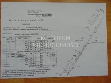 Działka siedliskowa Zamość, ul. Podklasztor/Krasnobród