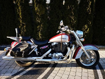 Honda Shadow VT 1100 C3 AERO