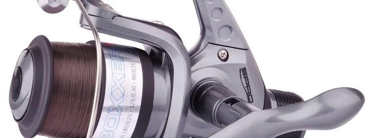 2x SPRO mały BOXXER RD 140 z żyłką 0,25mm/200m-1