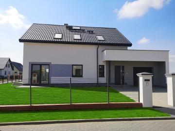 Dom Warszawa Kaputy, ul. Sochaczewska