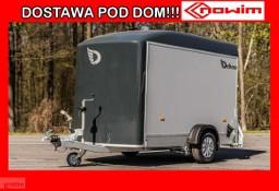 17.167 Przyczepa Debon C300 sklejka z drzwiami bocznymi kontener furgon bagażowa Cheval Liberte nowe przyczepy Nowim