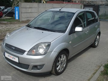 Ford Fiesta VI Iwł.136Tys,Nav,Klima,Alu,Wersja GHIA Zadbana !!!
