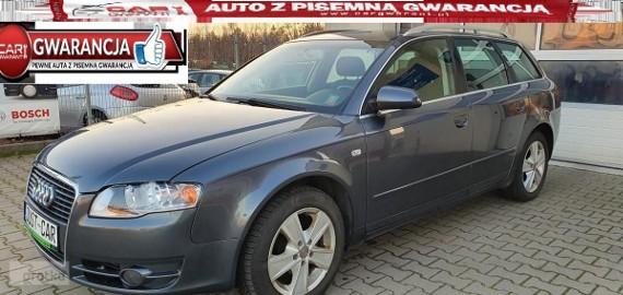 Audi A4 III (B7) 1.6 102 KM alufelgi climatronic opłacony gwarancja