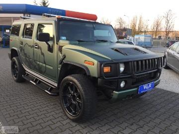 Hummer H2 6.0 V8 4x4