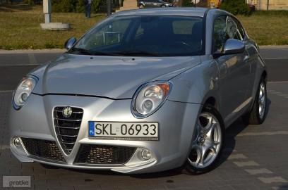 Alfa Romeo MiTo 1.6 120KM Rej.PL Alu+Klimatron+Parktron+Koła Zima!