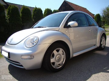 Volkswagen New Beetle 1.9 TDI en VOGUE