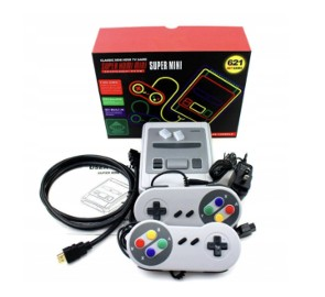 Konsola do gier TV 8-bit HDMI 621 gier