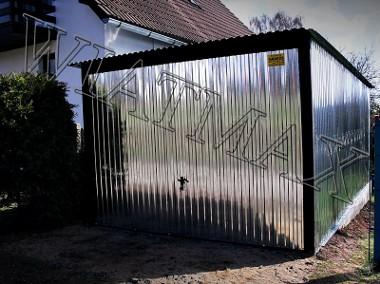 Wiaty, hale, garaże blaszaki-1