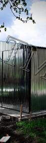 Wiaty, hale, garaże blaszaki-4
