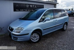 Fiat Ulysse II NIEMIEC!2.0benzyna 136KM/Klimatronic/Skóra+Grzane Fotele