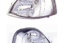 RENAULT MASCOTT 2005-- REFLEKTOR PRAWY LUB LEWY LAMPA PRZÓD Renault Mascott