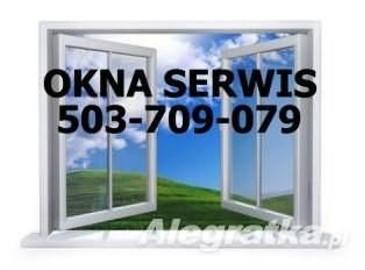 Okna Serwis Gdańsk naprawa 503 70 90 79
