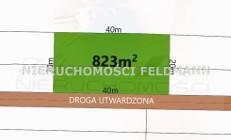Działka budowlana Nowe Chechło
