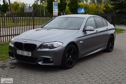 BMW SERIA 5 M-PAKIET