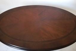 Piękny solidny stolik kawowy Antyk