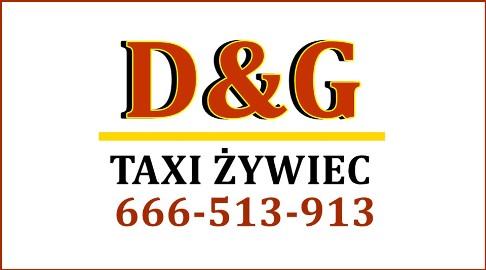 Taxi Żywiec D&G Świnna Taksówka Taxi Dworzec Żywiec Tanie Taxi Postój Taxi Żywiec