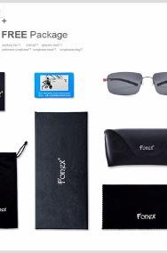 Okulary Polaryzacyjne Titanium Memory Superstar Designer High Quality-2