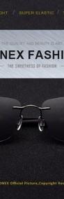 Okulary Polaryzacyjne Titanium Memory Superstar Designer High Quality-4