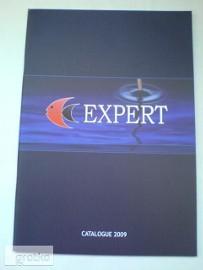 Katalog wędkarski EXPERT na 2009r. 76 stron !