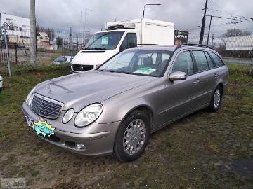 Mercedes-Benz Klasa E W211 E 200 Classic Automat + LPG