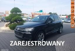Volkswagen Touareg II R-line,Panorama dach,Skóra,Went+podgrz fotele,Nawigacja,3.0TDi/245KM