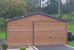 Garaże blaszane, hale, wiaty, konstrukcje stalowe.