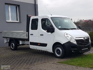 Opel Movano MASTER 7 OSÓB PAKA DOKA KLIMA SKRZYNIA TEMPOMAT
