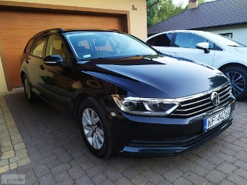 Volkswagen Passat B8 2.0 TDI BMT 150 KM Salon PL Serwis ASO JAK NOWY