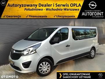 Opel Vivaro II L2H1 9 Osób 1.6CDTi BIturbo 125KM SalonPL ASO FV23%, kilka szt.