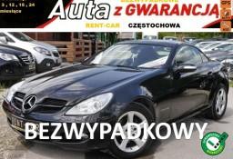 Mercedes-Benz Klasa SLK R171 1.8 KOMPRESSOR*163PS*OPŁACONY*Bezwypadkowy*Skóra*177.000KM-Serwis*GW