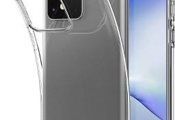 Etui Spigen Liquid Crystal do Samsung Galaxy S20 Ultra Crystal Clear