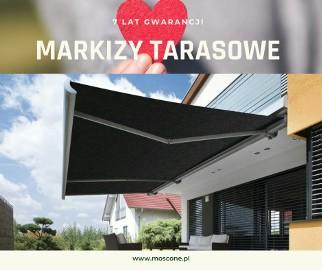 Markizy Maków Podhalański   7 Lat Gwarancji   Pomiar/Montaż