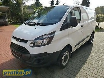 Ford Transit Custom ZGUBILES MALY DUZY BRIEF LUBich BRAK WYROBIMY NOWE