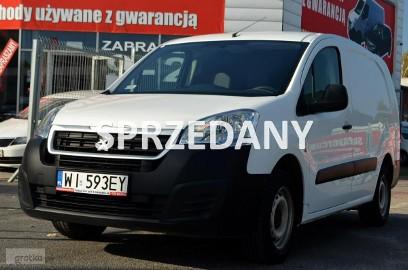Peugeot Partner Peugeot Partner 1.6 HDi L2 Active, 3 osob., Klima, Salon Pl, FV 23