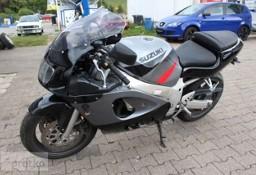 Suzuki GSX R 600 GSX R 600